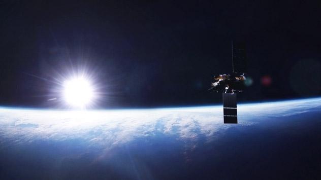 La militarización tan solo se puede evitar si se redacta y se firma un acuerdo internacional para prohibir el armamento espacial. Fuente: NASA.
