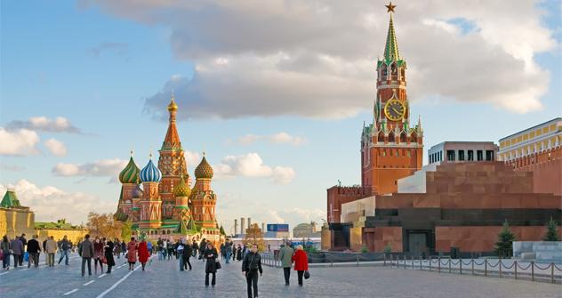 Serguéi Kuznetsov, arquitecto jefe de Moscú. Fuente: Iliya Pitalev / RIA.