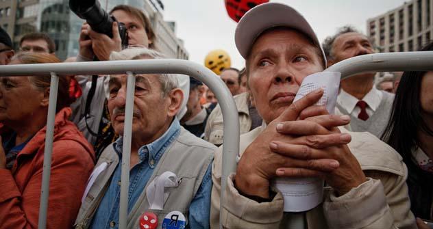 La situación social en Rusia. Fuente: Ruslan Sukhushin / RBTH.