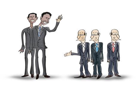 Dibujado por Nyaz Karim