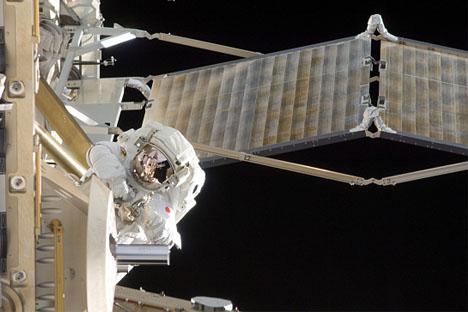 Varios proyectos estadounidenses apuestan por pasar el desarrollo espacial a manos privadas. Fuente: NASA