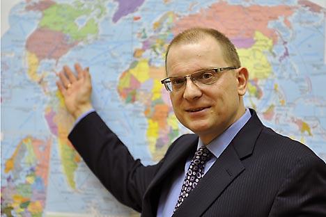Entrevista a Konstantín Dólgov, comisionado ruso de los derechos humanos. Fuente: Kommersant