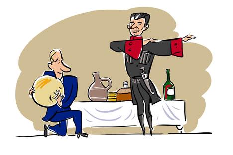 Dibujado por Alexei Iorsh