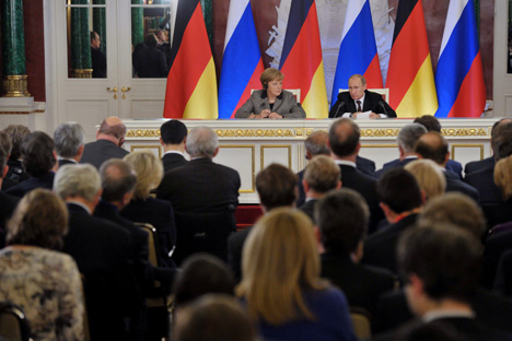 Las relaciones se basan en aspectos comerciales, más que de valores. Fuente: RIA Novosti