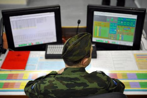 Rusia busca desarrollar un sistema de alerta temprana de misiles seguro, que no se repita episodios que podrían desencadenar una catástrofe mundial. Fuente: ITAR-TASS