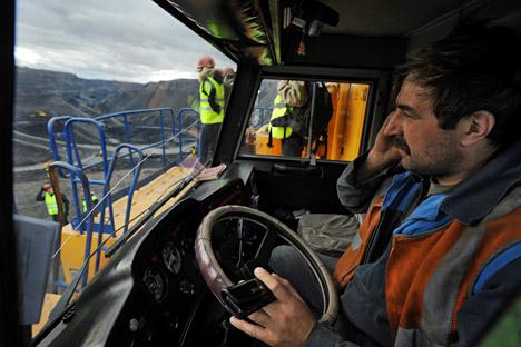 Há dois anos, a Severstal adquiriu uma participação de 25% no Amapá da SPG Mineração, que tem licença de exploração da jazida Foto: ITAR-TASS