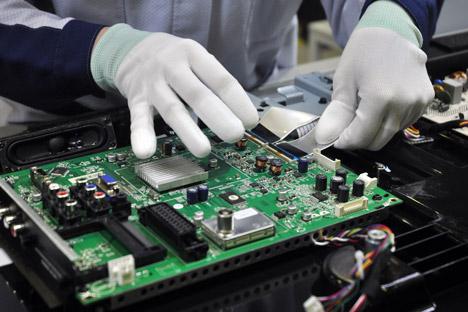 Se aprueba un ambicioso proyecto para desarrollar esta industria hasta el 2025. Fuente: ITAR-TASS