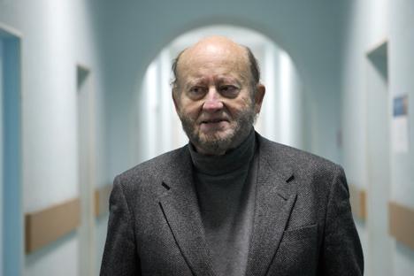 El sociólogo estadounidense Ronald Inglehart habla sobre los valores de los rusos. Fuente: ITAR-TASS