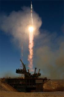 Rusia está construyendo un nuevo cosmódromo en la región siberiana de Amur, lo que supondrá un cambio en la industria espacial del país. Fuente: NASA / Bill Ingalls / Carla Cioffi