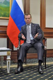 El Primer Ministro ruso, Dmitri Medvédev, participó en el Foro Asia-Europa (ASEM, por sus siglas en inglés), que tuvo lugar en Vientiane, Laos el 5 y 6 de noviembre. Fuente: Kommersant