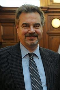 Nikolái Sofinskiy, embajador de Rusia en Perú. Fuente: Flickr / Congreso de la Republica del Perú