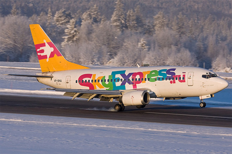 Low-cost airlines Skyexpress collapsed last year. Source: flickr / OsdPhoto.com