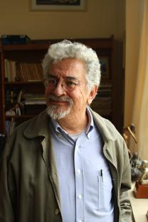 Sergio Olhovich. Fuente: Amparo Rodríguez