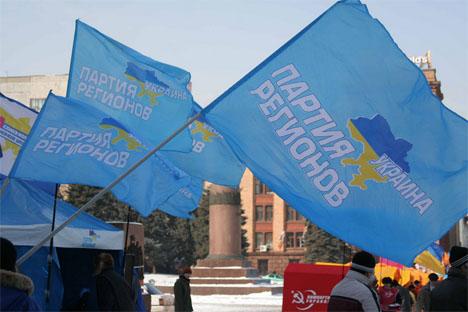 Los movimientos supuestamente reformistas de Georgia, Ucrania y Kirguistán han resultado ser un fracaso. Fuente: flickr / Carpetblogger