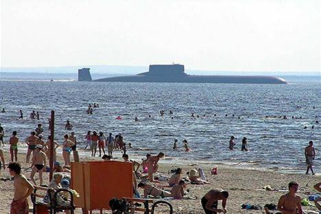 La Armada rusa contará con el segundo mayor contingente, por detrás de Alemania. Fuente: flickr /  MATEUS27.24.25