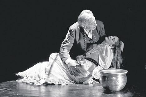 El drama ruso golpea al público porteño Intensa, actual e imperecedera. Fuente: Antonio Fernández