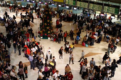 Este año se ha superado el millón de visitantes por primera vez, aunque se espera que el volumen siga aumentando. Fuente: Reuters / Vostock-Photo