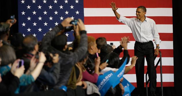 La comunidad ha sido tradicionalmente republicana pero las nuevas generaciones apoyan a Obama. Fuente: AP