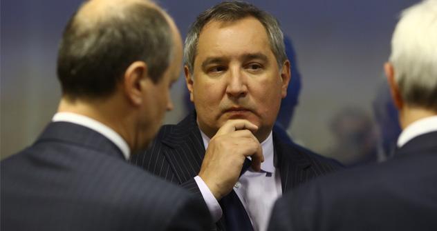 Dmitri Rogozin, viceprimer ministro ruso, pretende aumentar la participación de las empresas en el sector de defensa, incluido el nuclear. Fuente: ITAR-TASS