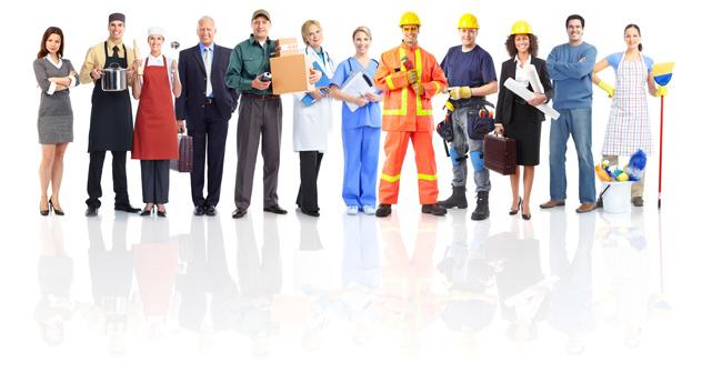 La movilidad es mucho mayor que en Europa y faltan trabajadores técnicos cualificados. Fuente: PhotoXpress