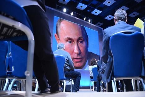 El mercado armamentístico ruso pierde terreno en Oriente Próximo. Vladimír Putin ve necesario que la industria busque nuevos clientes. Fuente: AFP / Eastnews