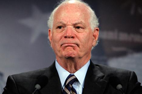 Ben Cardin, el senador estadounidense que impulsó la creación de la ley Magnitski. Fuente: AP