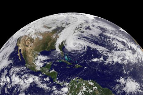 ¿Existe armamento que pueda alterar la meteorología para perjudicar al enemigo? Fuente: Alamy / LegionMedia