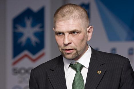 Ígor Chestin, director de WWF de Rusia. Fuente: RIA Novosti