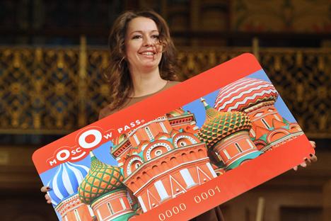 Tendrá una validez de tres días, dará acceso a museos y a un crucero por el río Moscova. Fuente: ITAR-TASS