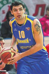 Entrevista a Carlos Delfino, argentino que jugó en el equipo ruso del Jimki antes de volver a la NBA. Fuente: photoXpress