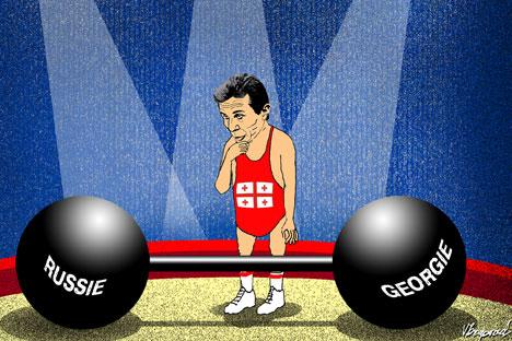 Dibujado por Vignetta di Victor Bogorad