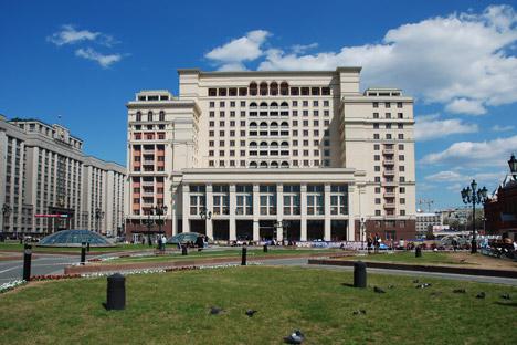 Hotel Moskvá. Fuente: Lori / LegionMedia