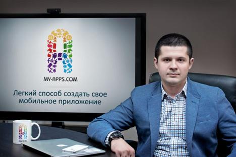 Viacheslav Semenchúk. Fuente: My-Apps.com