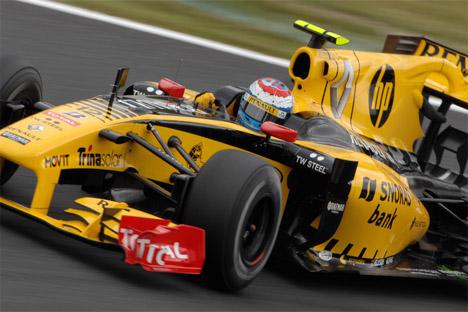 Tanto en F 1 como en las Series Mundiales de Renault o en el Mundial de Rallies ha sido discreta aunque los números mejoran. Fuente: Flickr / yunick21