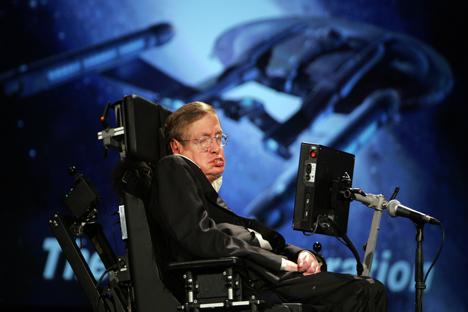 Stephen Hawking. Fuente: AP