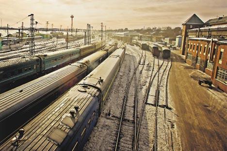 """""""La industria ferroviaria será una consecuencia natural del proceso que hemos iniciado"""". Fuente: Corbis / Foto SA"""