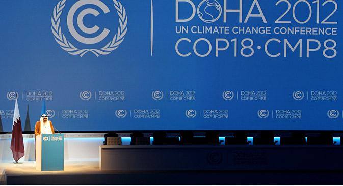 Analizamos el resultado de la decimoctava cumbre del clima y la postura de y las consecuencias para la Federación. Fuente: AFP / Eastnews