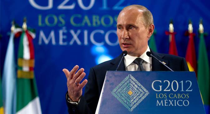 Lurdes Aranda, Embajadora de México para la Cumbre del G20. Foto de Reuters.