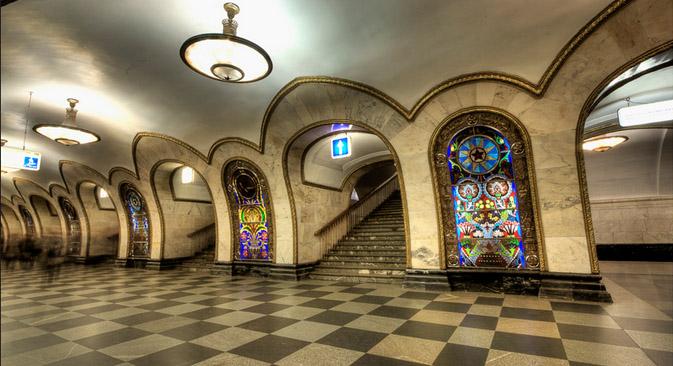 Famoso por ser un palacio para el pueblo, también encierra grandes misterios desconocidos. Fuente: Flickr / Andrew Griffith