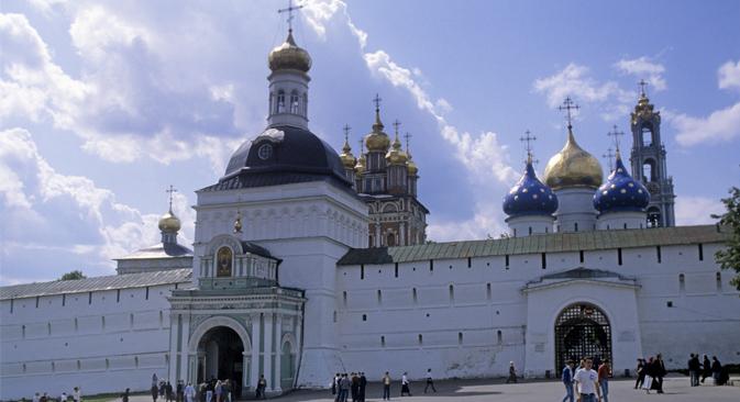 Descubrimos Sérguiev Posad, la ciudad del Anillo de Oro más cercana a Moscú. Fuente: RIA Novosti