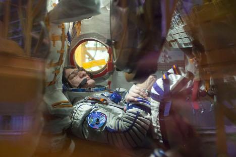 En la selección de candidatos para la NASA del año 2009 se recibieron más de 3.500 solicitudes de las que se seleccionaron nueve personas.Foto de Reuters.