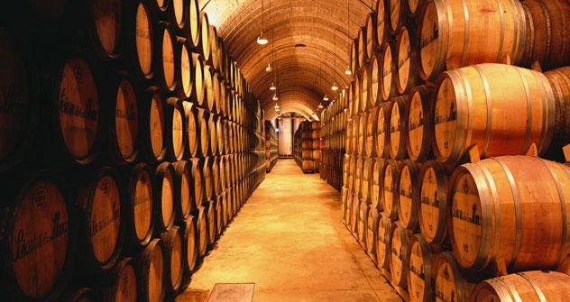 En 2010 Rusia consumió cerca de 870 millones de litros de vino, entre 5 y 7 litros por persona. Fuente: Fotodom.