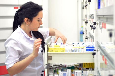Implementação do projeto permitirá reduzir entre 30% e 40% o custo de alguns medicamentos para câncer Foto: Kommersant