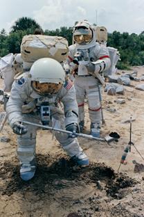 Las tripulaciones de la Estación Espacial Internacional se entrenan en Rusia. Fuente: NASA.gov
