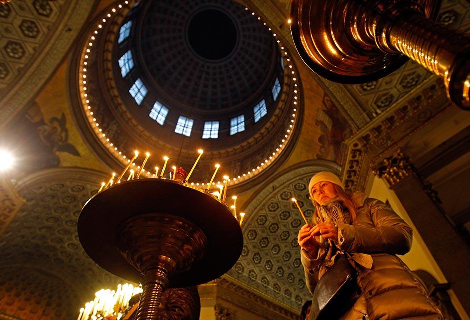 Além de rituais pagãos, Natal russo é rico também em tradições cristãs