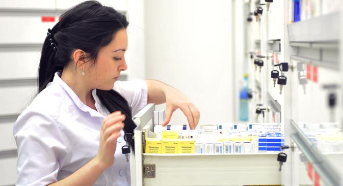 La medicina basada en la genética puede suponer un cambio de paradigma que abrirá nuevo horizontes a la humanidad. Fuente: Kommersant