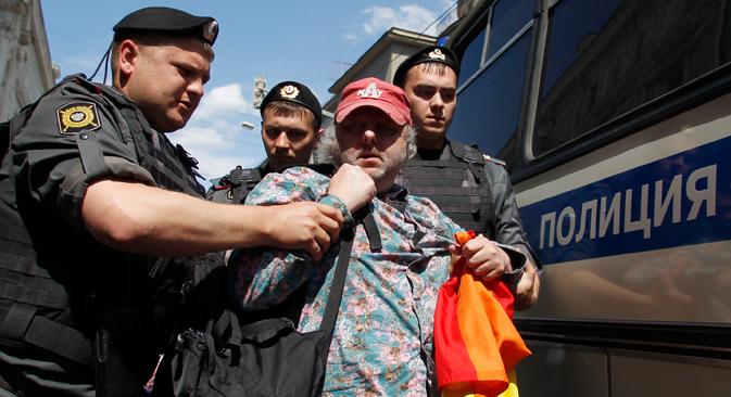 Los legisladores rusos podrían aprobar esta ley antes del final de la temporada de primavera. Fuente: Reuters