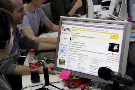 El buscador ruso Yandex. Fuente :  Russia Beyond The Headlines