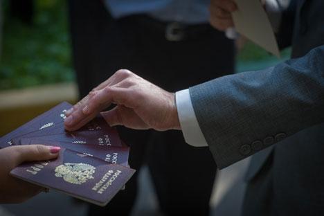 Lo que les espera a los extranjeros que se atrevan a tener su residencia fiscal en Rusia. Fuente: PhotoXpress