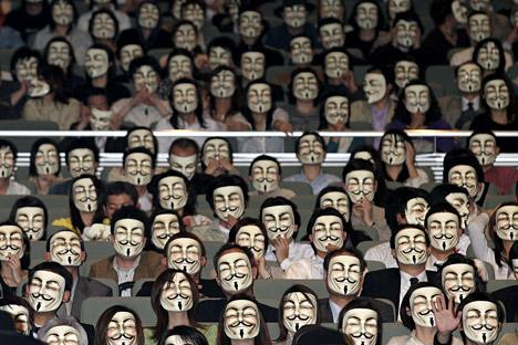 Tras la creación de un registro para bloquear páginas, el Partido Pirata de Rusia crea un hosting para recursos amenazados de cierre. Fuente: Getty Images / Photo Bank
